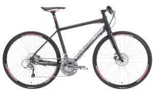 Silverback Scento 1 Hybrid with carbon fork and disc brakes