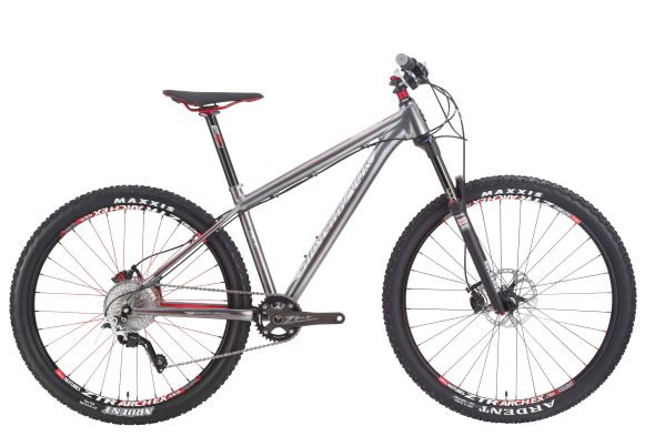 Silverback Signo Tecnica 279 - the revolutionary hardtail trail bike
