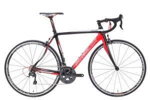 Silverback Space 1 carbon road bike with Shimano Ultegra