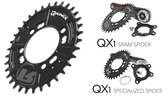 Save £££ on the latest 1 x  Rotor set ups at Velo Virtuoso